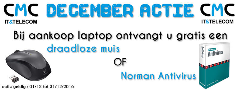 December actie 2016